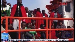 Napływ nielegalnych migrantów do Hiszpanii