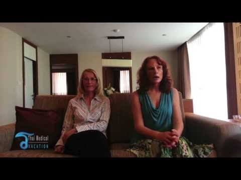 Diana & Marilyn Discuss Recent Cosmetic Surgery Vacation to Thailand | Thai Medical Testimonials