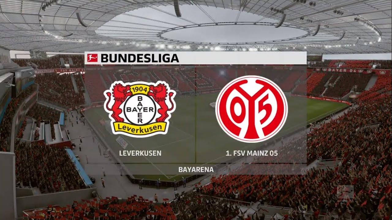 Leverkusen Mainz