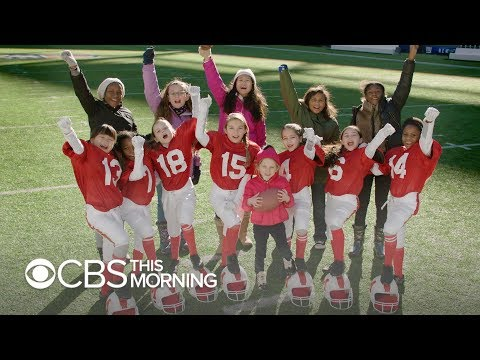 Girls Inc. and CBS partner in Super Bowl PSA to empower youth