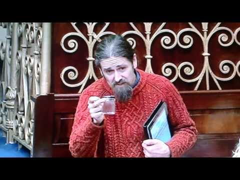 Luke 'Ming' Flanagan Challenges Fergus O'Dowd To Drink Dirty Water In Dail