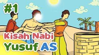 Kisah Nabi Yusuf AS Dilempar Kakaknya Kedalam Sumur - Kartun Anak Muslim Indonesia
