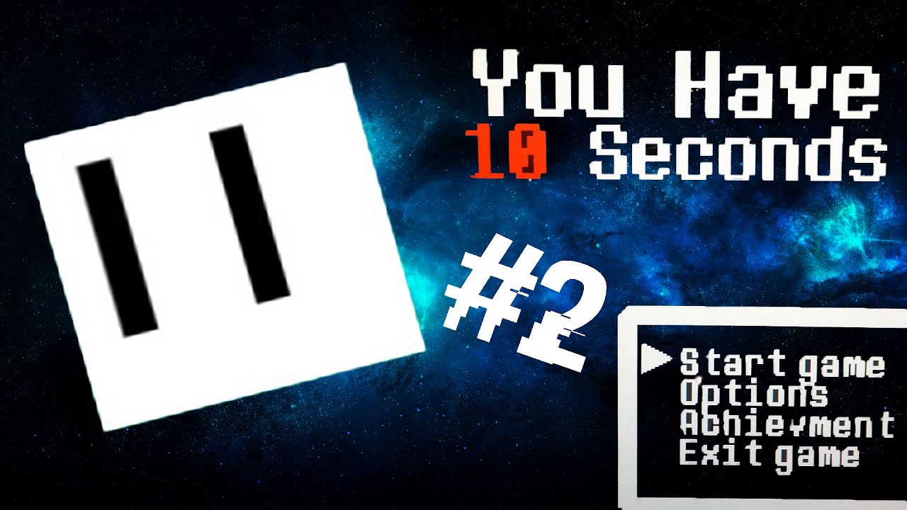 You Have 10 Seconds #2 - YouTube