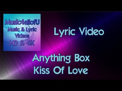 kiss of love lyrics