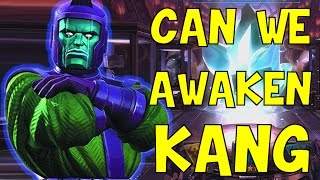 CAN WE AWAKEN KANG | MARVEL: Contest of Champions (iOS/Android)