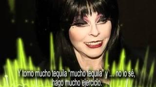 Elvira la dama de la oscuridad