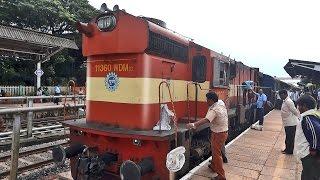 SAND BOX Refilling ALCo WDM3D : Indian Railways thumbnail