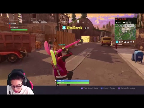 BEST Console Player EVER // TOP Console Builder | Fortnite Battle Royale
