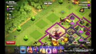 WERDE ICH MEISTER? || +EIN ANGRIFF MIT WALL BREAKER || CLASH OF CLANS || PlayFlex [Deutsch/German]