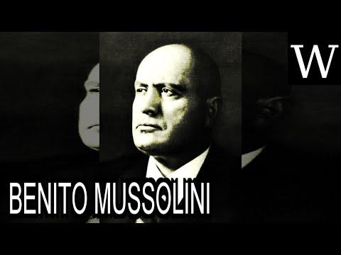 BENITO MUSSOLINI - Documentary