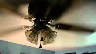 HOW TO STOP MY CEILING FAN FROM SQUEAKING
