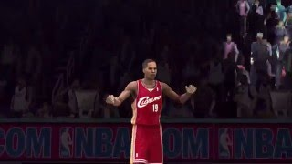 NBA LIVE 08 All Star Weekend 3 Point Shooting Contest Gameplay Retro Remember This Game