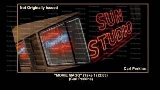 (1954) Sun Movie Magg (Take 1) Carl Perkins YouTube Videos