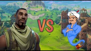 Will Akinator guess the skins of Fortnite?