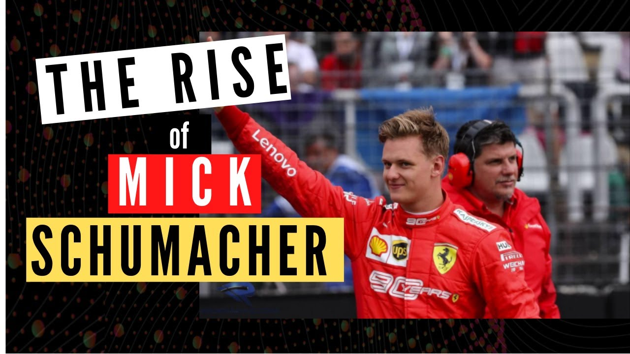 The Rise Of Mick Schumacher I F2 2020 Championship Leader Youtube