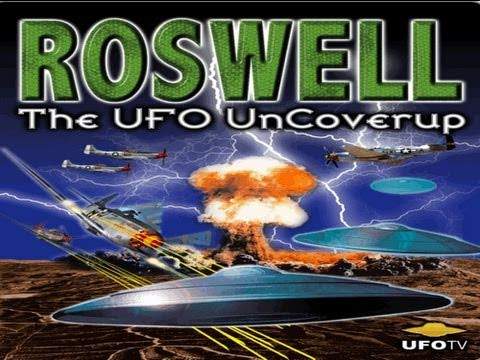 ROSWELL - The UFO UnCoverup - FEATURE FILM