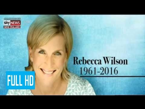 Rebecca Wilson Tribute | 1961 - 2016 | SKY News Australia barack obama impression