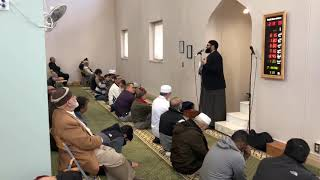 Video: Mufti Asif Umar lectures about New Zealand terrorist attack