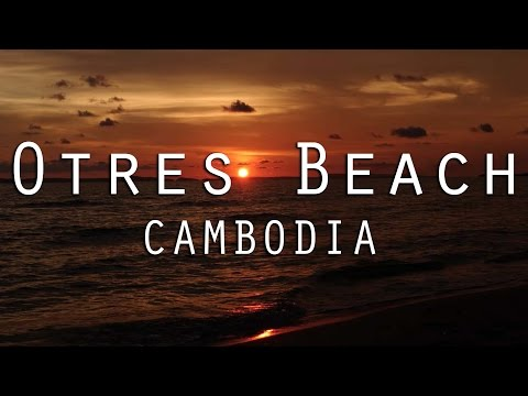 Otres Beach & Jungle Party | Amazing Sunset! | Sihanoukville | Cambodia