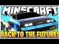 MINECRAFT IN THE FUTURE | BACK TO THE FUTURE MOD PACK