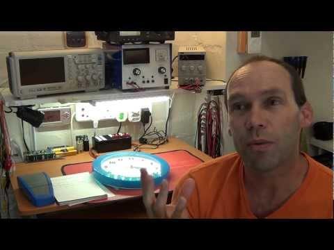 How to Solar Power my...Kitchen Clock!: Part 2