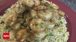Chef Bill - Saute Asian Garlic Shrimp