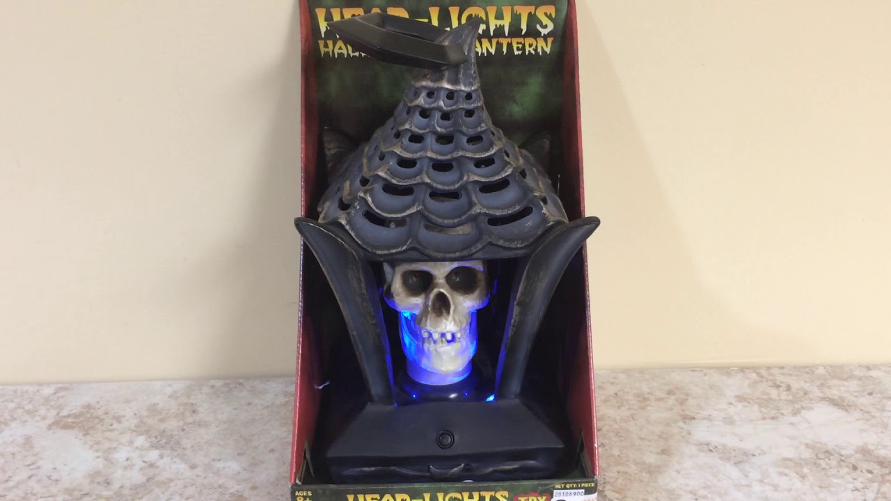 gemmy halloween animated head lights skull - Www Gemmy Com Halloween