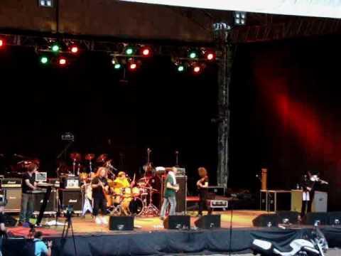 David Cross Band 10.07.2010 (9) Starless