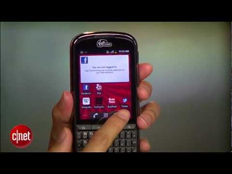 First Look: Venture out with the Virgin Mobile Venture