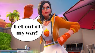 Get tf out of my way type way GOMF - DVBB FT BRIDGES (Fortnite edit)