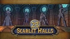 World of Warcraft #23 - Instanz: Scharlachrote Hallen / Scarlet Halls