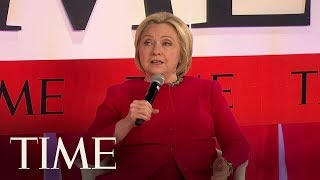 Hillary Clinton On Mueller Report And 2016 Election   TIME 100   TIME
