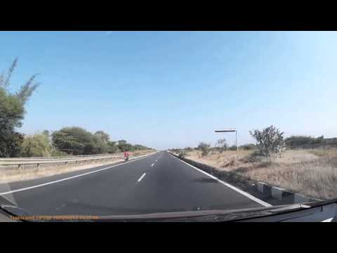 Pune-Bangalore-Chennai travel by car (Dashcam clips)