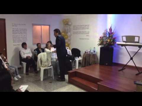 Servicio Sabado 28Marzo Visita Apóstol Alex Gonzalez Part 2