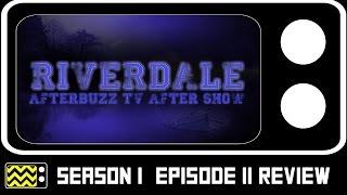 Riverdale Season 1 Episode 11 Review & After Show | AfterBuzz TV