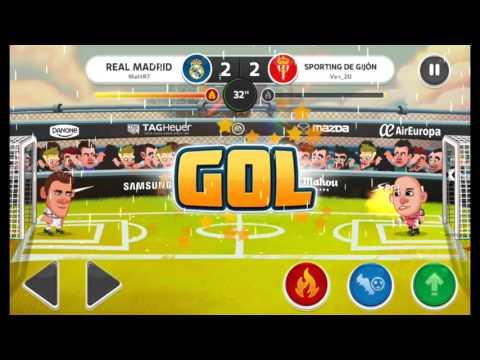 Nouveau jeux head soccer