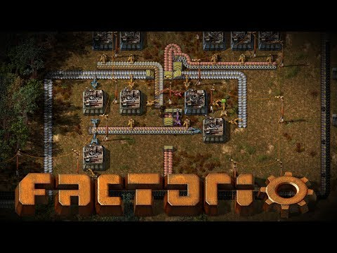 Science Pack 1 and 2 Assembly Line! Starting into Factorio EP 3