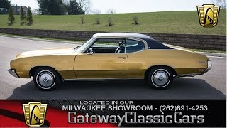 1972 Buick Skylark Now Featured In Our Milwaukee Showroom #211-MWK