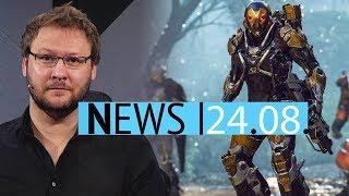 Anthem-Beta ist keine Beta - Test-Termin für Nvidia RTX - Mehr Story für Kingdom Come - News