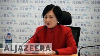 Race to elect new Hong Kong leader begins