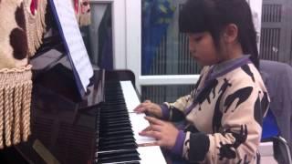 Happy new year (piano Bảo Trang) 8
