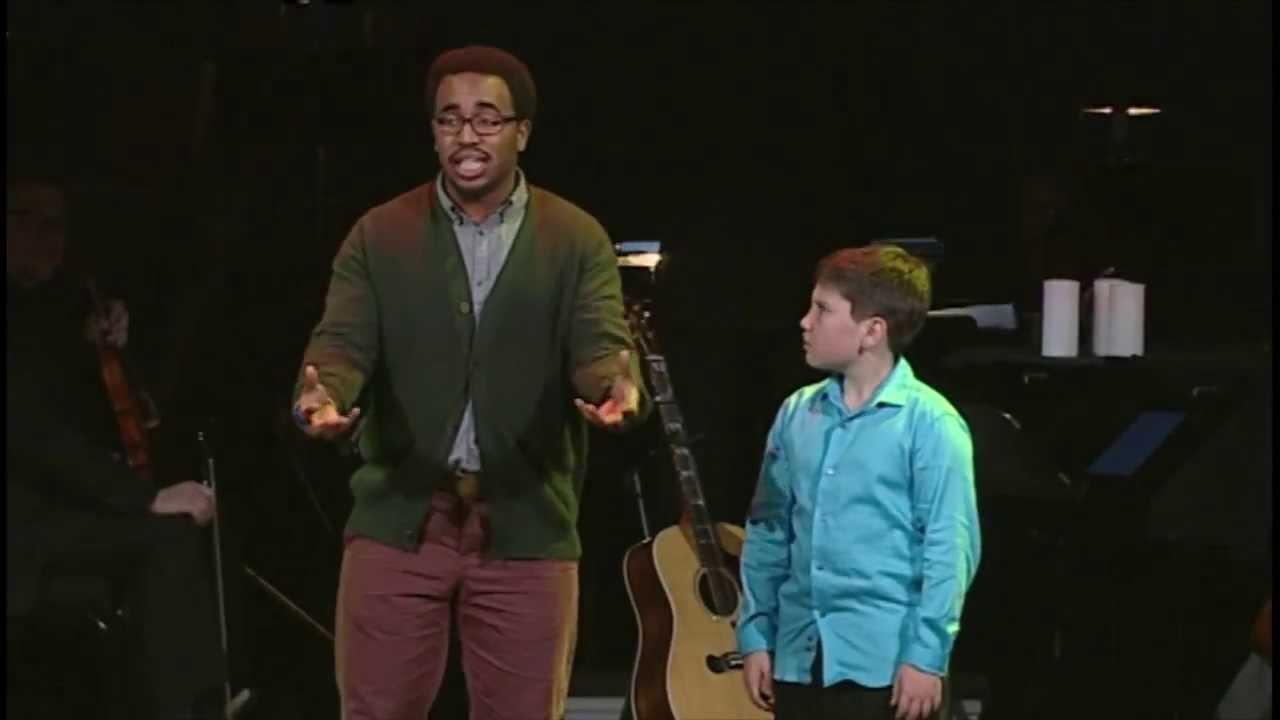 McLean Bible Church Kids - Christmas Eve 2013 Drama - Kathryn Arnett