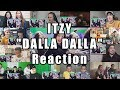 "ITZY ""달라달라(DALLA DALLA)"" M/V ""Reaction Mashup #2"""