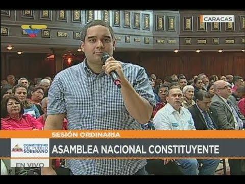 La respuesta del hijo de Nicolás Maduro ante amenazas de Donald Trump contra Venezuela