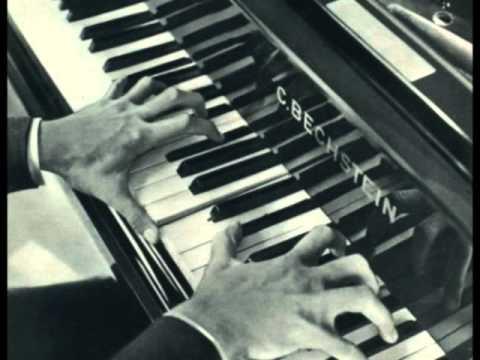 Dinu Lipatti Chopin Concerto #1 1st mvt. - Better sound!