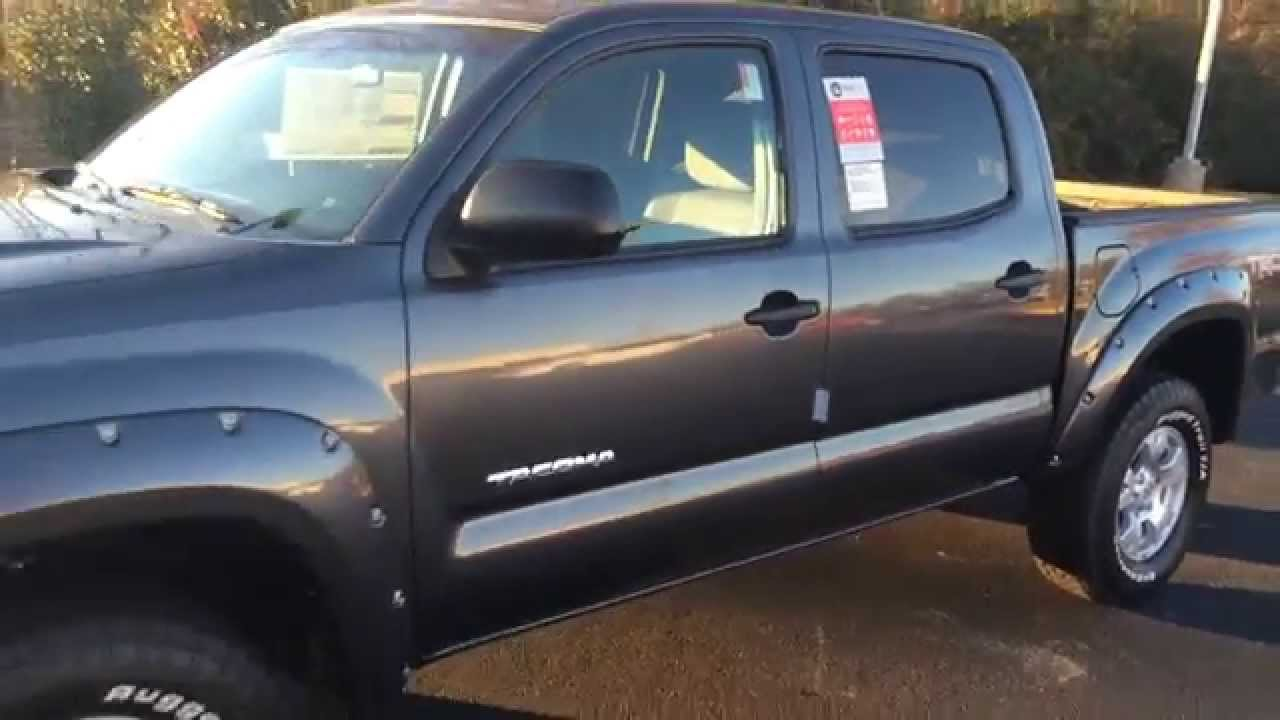John's 2015 Toyota Tacoma 4x4 TRD Off Road by Gerald - YouTube