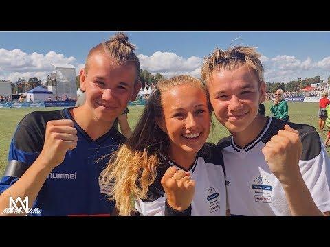 Marcus & Martinus - Norway Cup 2018 ⚽