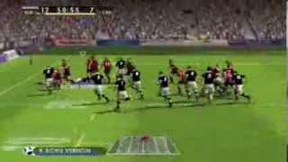 Rugby 08 vs Rugby Challenge 2 (Best Rugby Video Game?) - Comparison