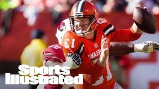 Robert Griffin III Versus Josh McCown for The Cleveland Browns | MMQB Spotlight | Sports Illustrated