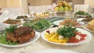 кухня блюда чайхана бешпармак пример правильно накрывать на стол оформление чайханы